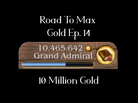 [Timelapse] 10 Million Gold!  -  Road to Max Gold - Port Royale 3 Ep14 |