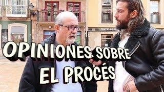 OPINIONES SOBRE EL PROCÉS Y EL REFERÉNDUM