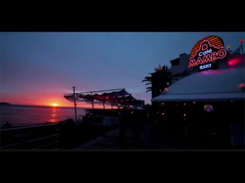 DEEP SUNSET CAFE MAMBO IBIZA by DJ ALEX CUDEYO