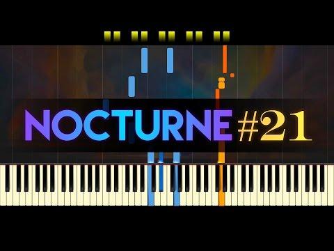 Nocturne in C minor, Op. posth. // CHOPIN