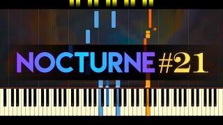Nocturne in C minor Op posth CHOPIN