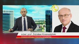 Prof. Zdzisław Krasnodębski: Można sobie wyobrazić, że Wielka Brytania jednak pozostanie w Unii