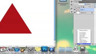 How to Draw a Gradient-Filled Triangle in Photoshop : Adobe Photoshop Tutorials