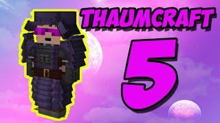 Thaumcraft 5 (Таумкрафт 5) Обзор - Часть 7 — (ОРУЖИЕ, БРОНЯ, ИНФУЗИЯ)  GeronCraft Mods
