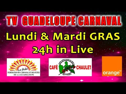 LIVE - Lundi & Mardi Gras 2015 - Guadeloupe