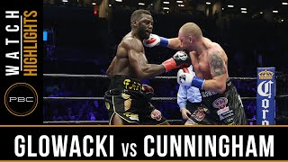Glowacki vs Cunningham - HIGHLIGHTS: April 16, 2016 - PBC on NBC