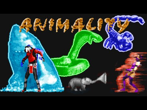Mortal Kombat Trilogy Animality PS1