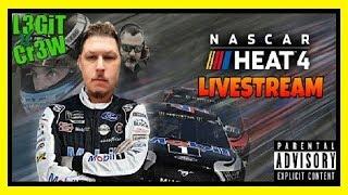 Nascar Heat 4! Boogity Boogity Boogity Lets Go Racing On Nascar Heat 4! Public Lobbies?