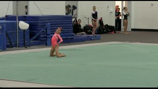 9 Year Old Level 7 Gymnast | Acroanna