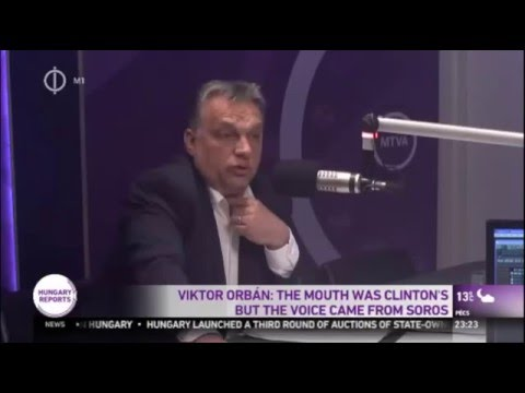 Viktor Orban: Poland And Hungary Deserve More Respect From U.S