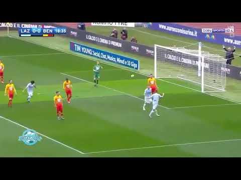 Download Highlights Lazio - Benevento 6-2  31/3/2018