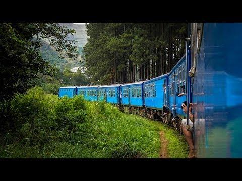 Train Trip Colombo to Kandy, Nanu Oya, Badulla   GoPlaces Sri Lanka