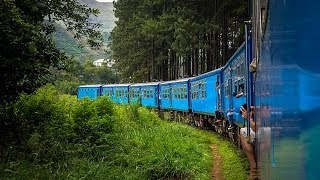 Train Trip Colombo to Kandy, Nanu Oya, Badulla | GoPlaces Sri Lanka