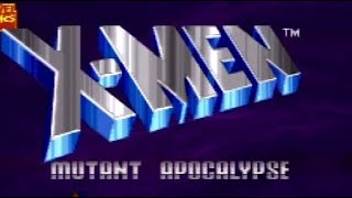 X-Men: Mutant Apocalypse (SNES) 04 A New Challenger Appears: Magneto is Killmonger
