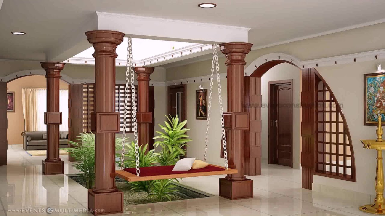 Traditional Interior Design By Ownby: Indian Traditional House Interior Designs