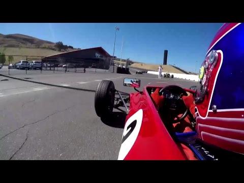 Friday at Sonoma Raceway