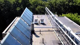 Paradigm Partners Solar Thermal Brandeis University
