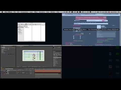 VFX after effect  Tutorials  (ADOBE AFTER EFFECT )  Show Picasso What You're Made Of With Soundkeys