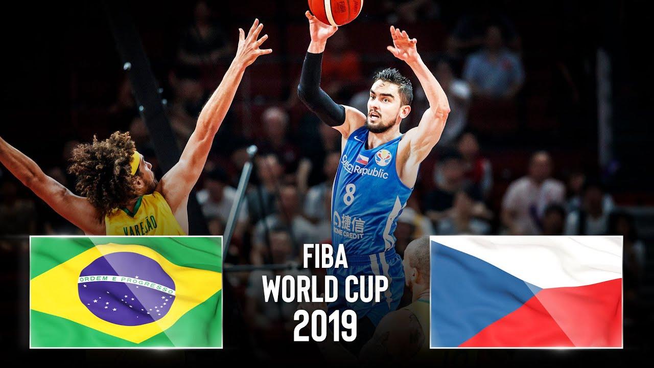 Brazil 🇧🇷 v Czech Republic 🇨🇿 | Classic Full Games