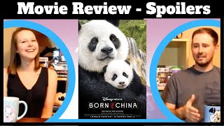 Disneynature: Born In China Review