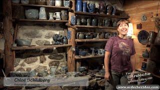 Poteries et céramiques de Chloé Schildberg (Sablières - Ardèche) (4K)