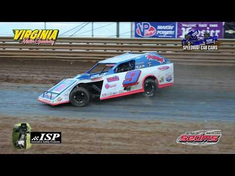 #9S Slater McCray - Open Wheel - 9-16-17 Virginia Motor Speedway - In Car Camera