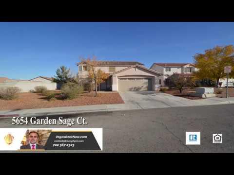 Triumph Property Management Presents Garden Sage Ct Las Vegas Nv