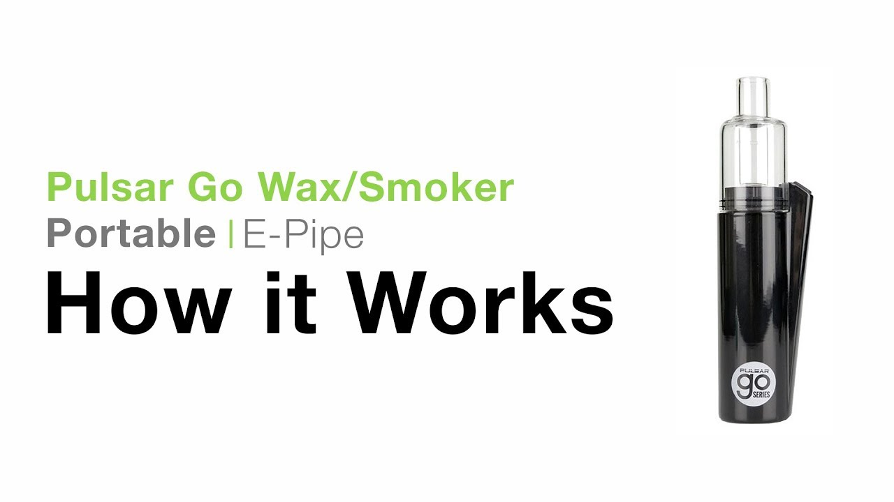 Pulsar Go Wax/Smoker Tutorial - TVAPE