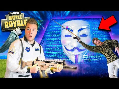 GAME MASTER HACKED FORTNITE SEASON 6!