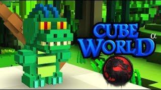 Сплошной Mortal Combat |Cube World|