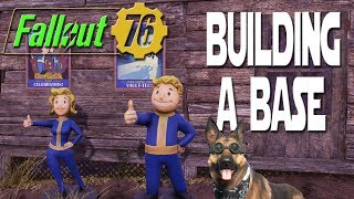 Fallout 76 - A good Location For Base Building