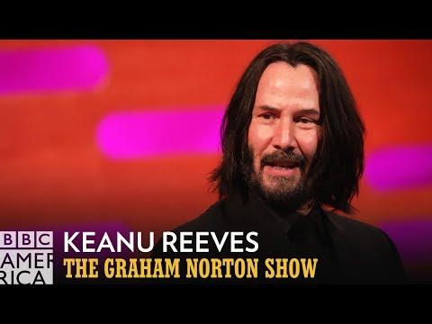 Keanu Reeves' Desert Vision   The Graham Norton Show   BBC America