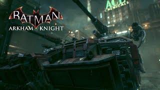 Batman Arkham Knight - # 2: Preciso tirar minha carteira de motorista