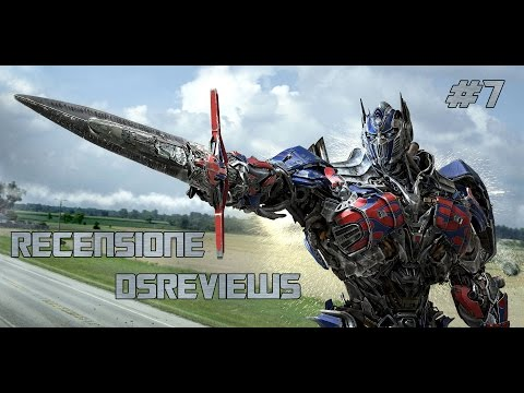Transformers 4: L'era dell'estinzione | Recensione DS Reviews ITA | HD 720p | *SENZA SPOILER* |