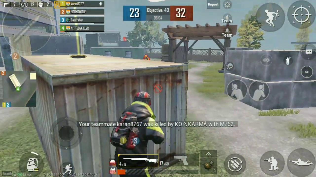 #PUBG MOBILE   Sniper Montage  