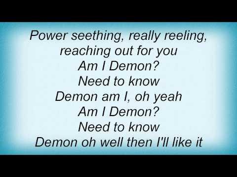 Danzig - Am I Demon Lyrics