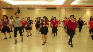 BACHATANGO ITALIANO  ( Patrizia Porcu ) :EBC Line Dance Party @ 17.8.2013