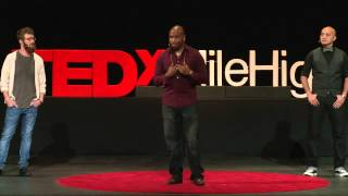 Volume Knob: Slam Nuba at TEDxMileHigh Mp3