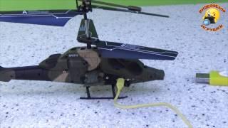 Обзор Вертолета SPL 812  Helicopter