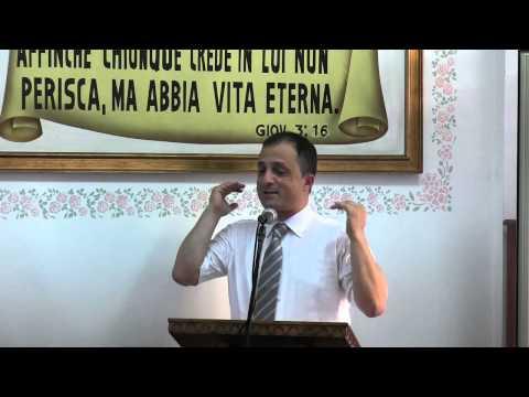 'Gesù calma la tempesta' .Predicazione evangelica pentecostale - Pastore Gennaro Chiocca