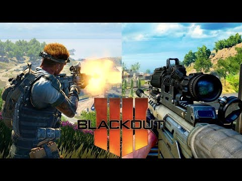 🔴 Live Battle Royale di Call of Duty - BLACKOUT E' GRATUITOOO 😲 thumbnail