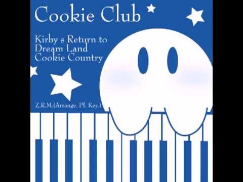 [Kirby's Return to Dream Land] Cookie Club (Cookie Country)