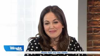 Giovanna Fletcher talks family and her new book