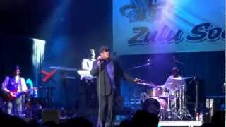 Charlie Wilson Lets Chill live @ Zulu Ball 2012