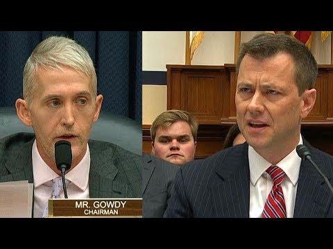 [FULL] Public Testimony of FBI Agent Peter Strzok on Coup Attempt of President Trump