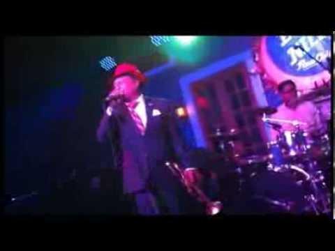 Kermit Ruffins & The BBQ Swingers 10/18/2013 @ Blue Nile