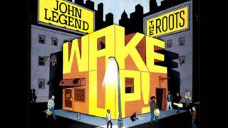 John Legend & The Roots - Hard Times