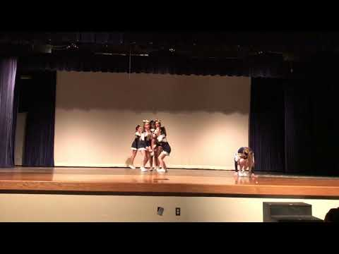 2017-18 West Briar Middle School Rookies Spring Show