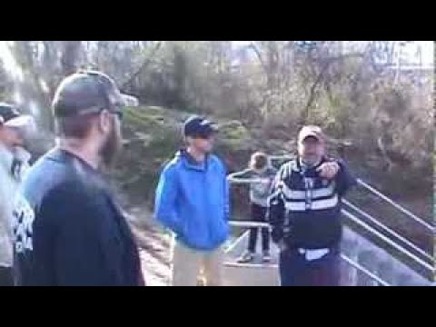 The Dan River Pollution Interview, Draper Landing.