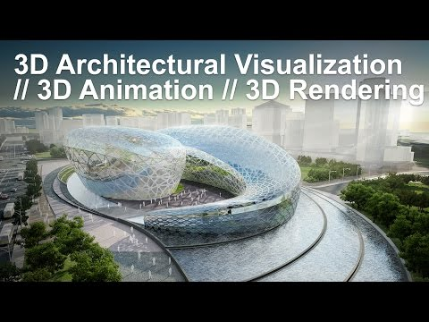 3D Render | 3D Animation | Architectural Visualization | Walkthrough | CGI | by CGSCAPE